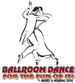 Ballroom Dancing, for the fun of it!